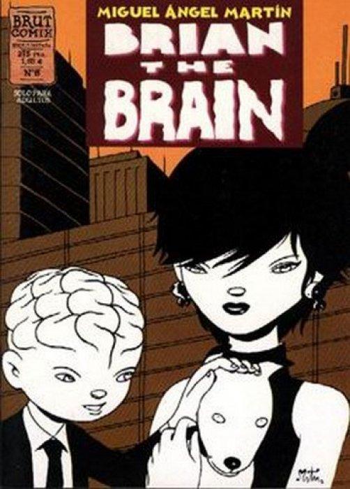 Brian the brain #6 (de 8)