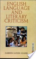 English Language And Literary Criticism