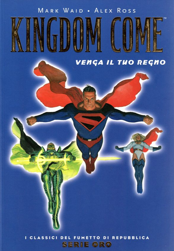 Kingdom Come. Venga ...