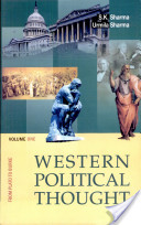Western Political ThoughtFrom Plato To Burke Vol# 1
