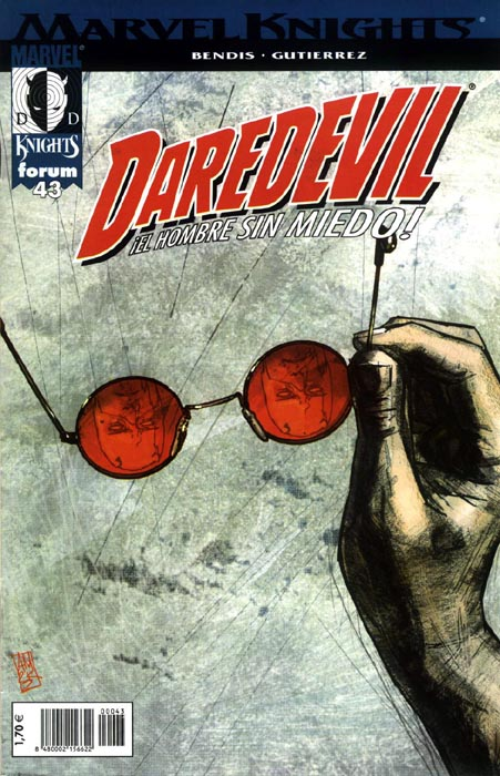Marvel Knights: Daredevil Vol.1 #43 (de 56)