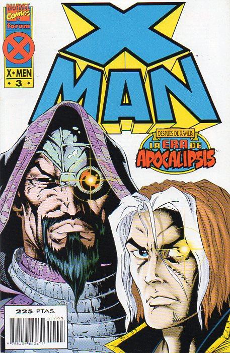 X-Man Vol.1 #3 (de 4)