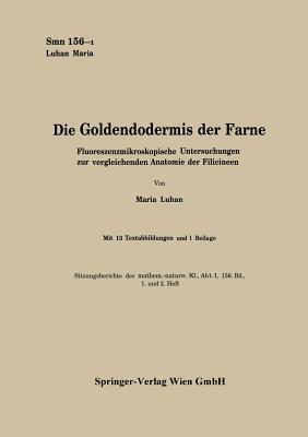 Die Goldendodermis Der Farne