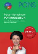 PONS Powerkurs für Anfänger Portugiesisch. Buch und 2 Audio-CDs