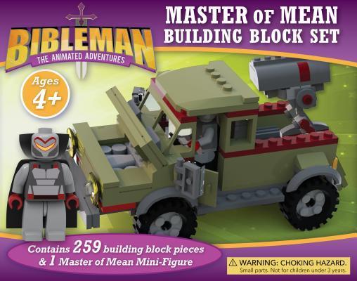 Master of Mean Building Block Set