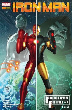 Iron Man: Frontiera Fatale #1