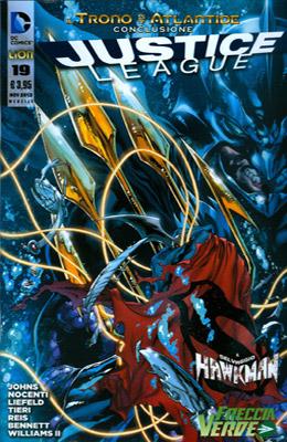 Justice League n. 19