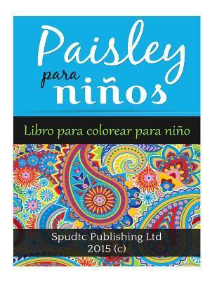 Paisley Para Ni±os