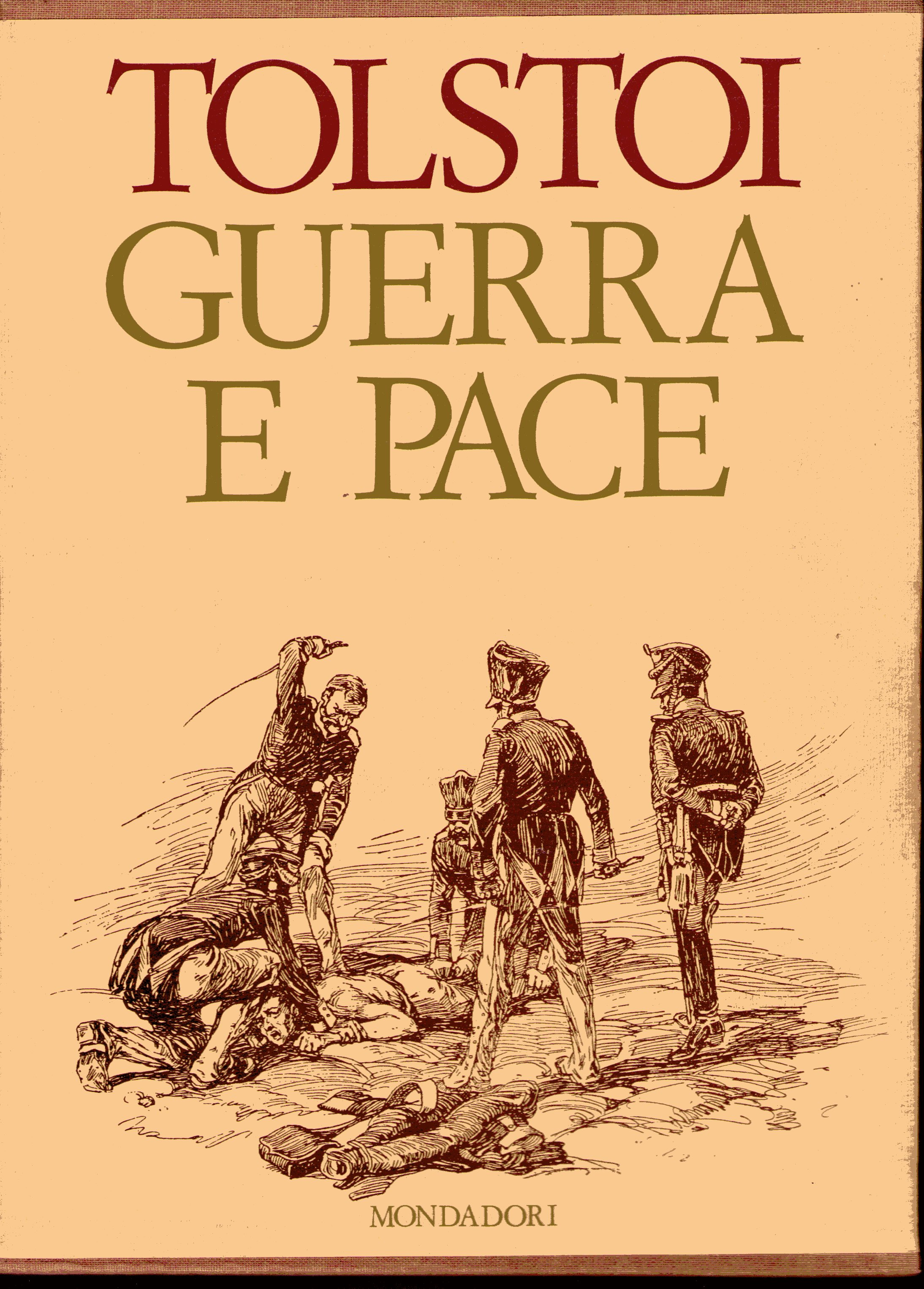 Image result for guerra e pace
