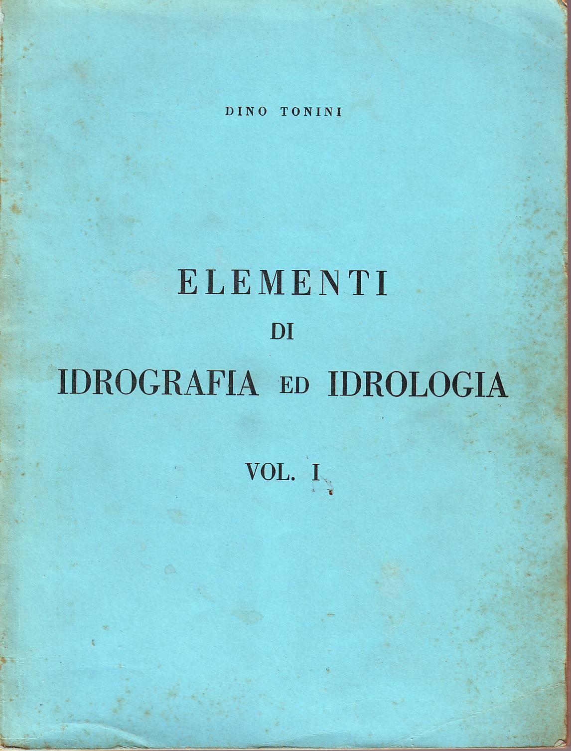 Elementi di idrograf...