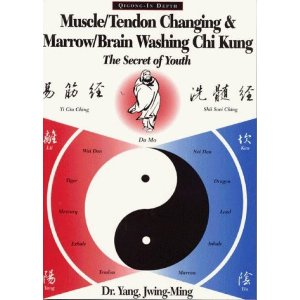 Muscle/tendon changing and marrow/brain washing chi kung