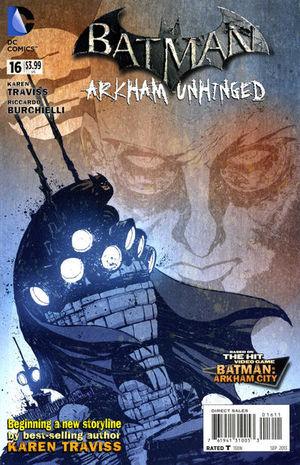 Batman: Arkham Unhinged Vol.1 #16