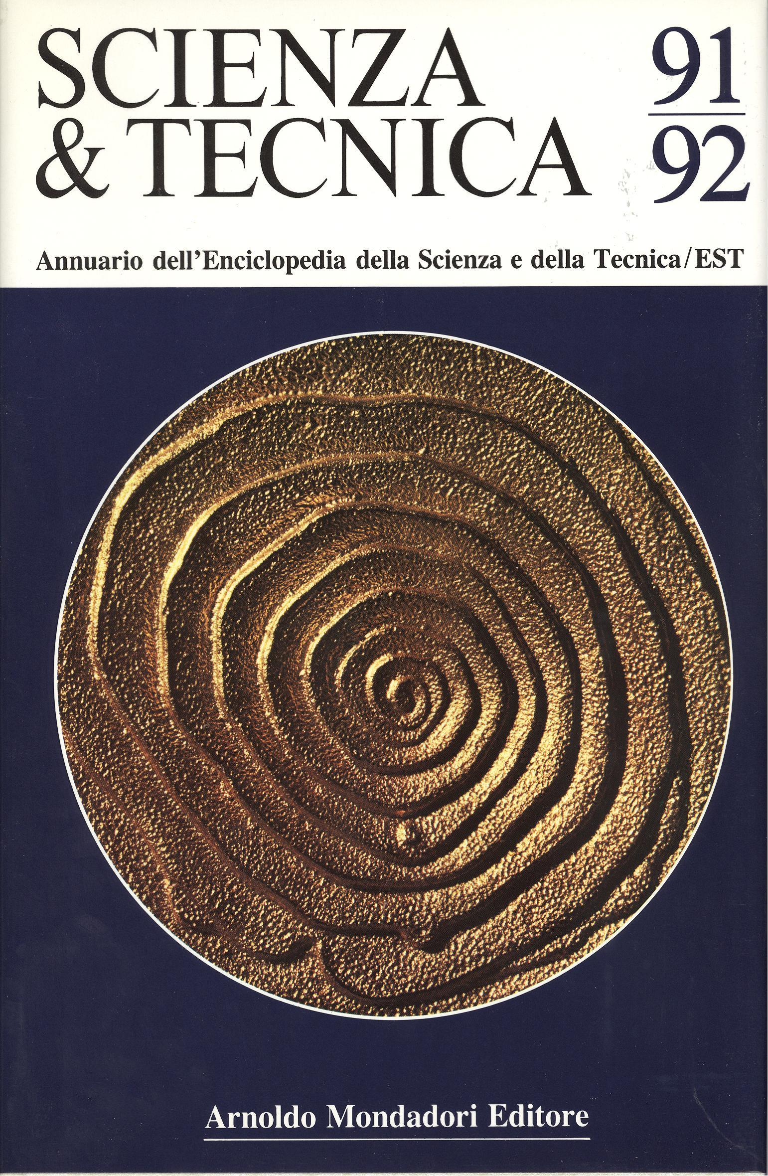 Scienza & Tecnica 91-92