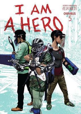 I Am a Hero Omnibus 5