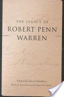 The Legacy of Robert Penn Warren