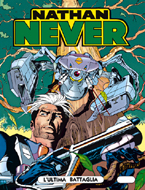 Nathan Never n. 12