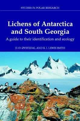 Lichens of Antarctica and South Georgia