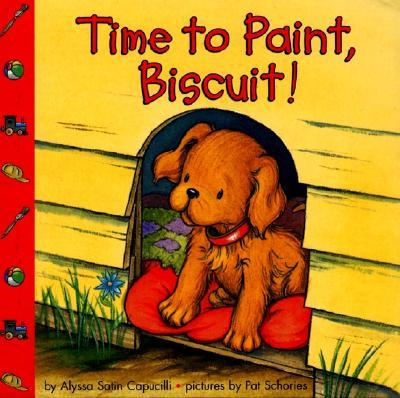 Time to Paint, Biscuit!