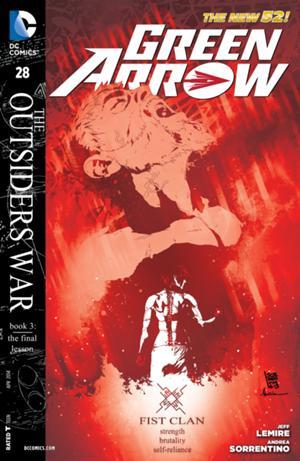 Green Arrow Vol.5 #28
