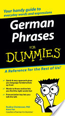 German Phrases For D...