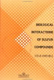 Biological Interactions of Sulfur Compounds