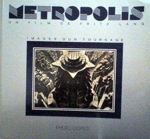 Métropolis, images d'un tournage