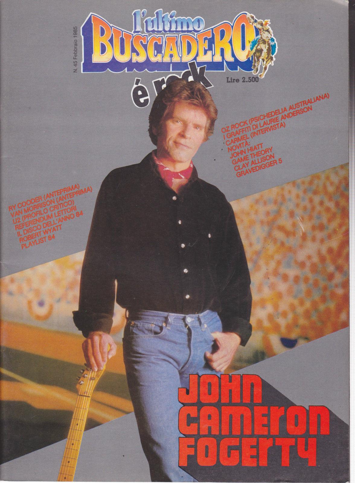 L'ultimo buscadero n. 45 (febbraio 1985)