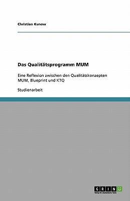 Das Qualitätsprogramm MUM