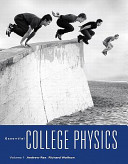 Essential College Physics: v. 1