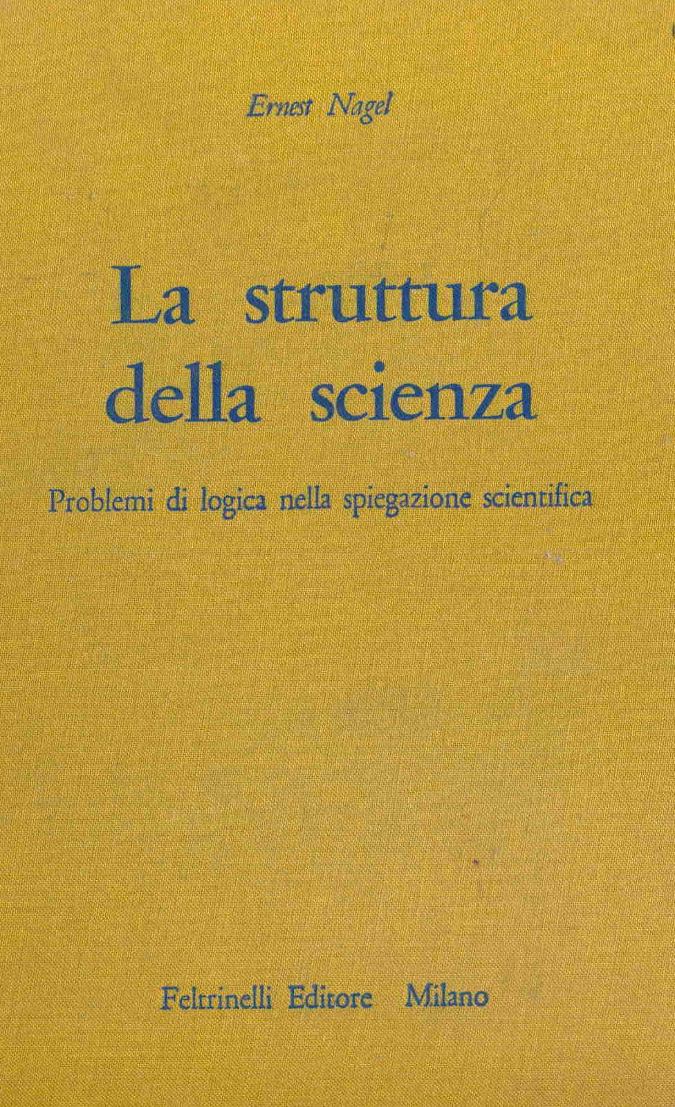 La struttura della scienza