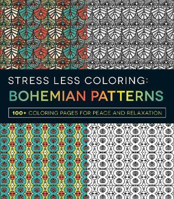Bohemian Patterns Adult Coloring Book