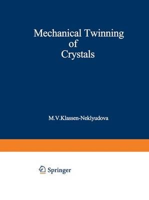 Mechanical Twinning of Crystals