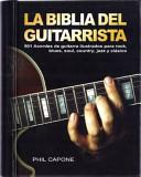 La biblia del guitar...