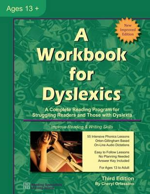 A Workbook for Dyslexics
