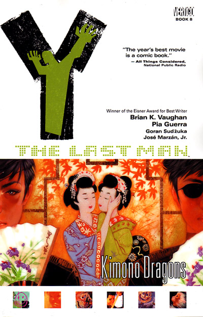 Y: The Last Man, Vol. 8
