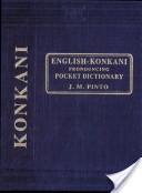 An English-Konkani Pronouncing Pocket Dictionary