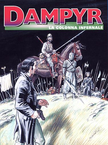 Dampyr vol. 49