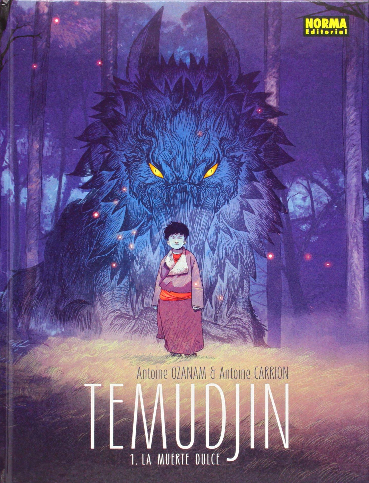 Temudjin #1