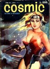 Cosmic - Anno 1 n. 1