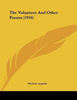 The Volunteer And Other Poems