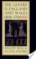 The Gentry in England and Wales, 1500-1700