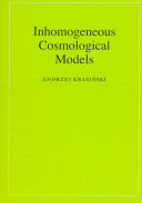 Inhomogeneous Cosmological Models