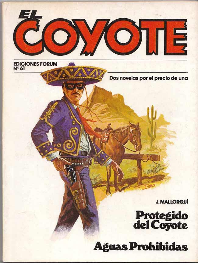 Protegido del Coyote / Aguas prohibidas