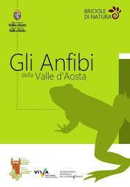 Gli anfibi della Valle d'Aosta