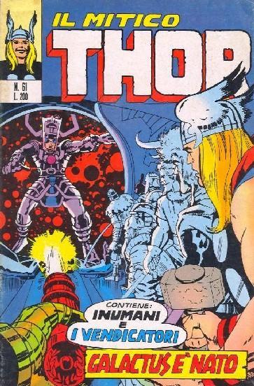 Il Mitico Thor n. 61