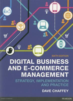 Digital Business & E-commerce Management