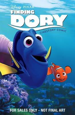 Disney Pixar Finding...