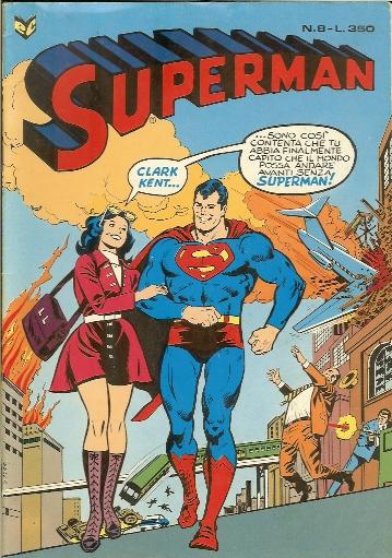 Superman n. 8