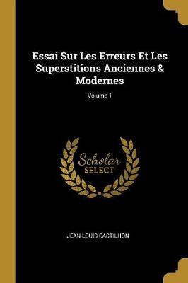 Essai Sur Les Erreur...