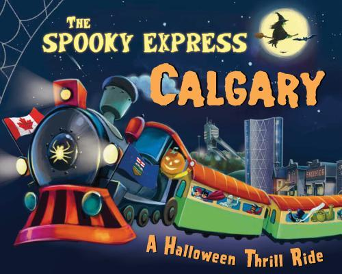 The Spooky Express Calgary